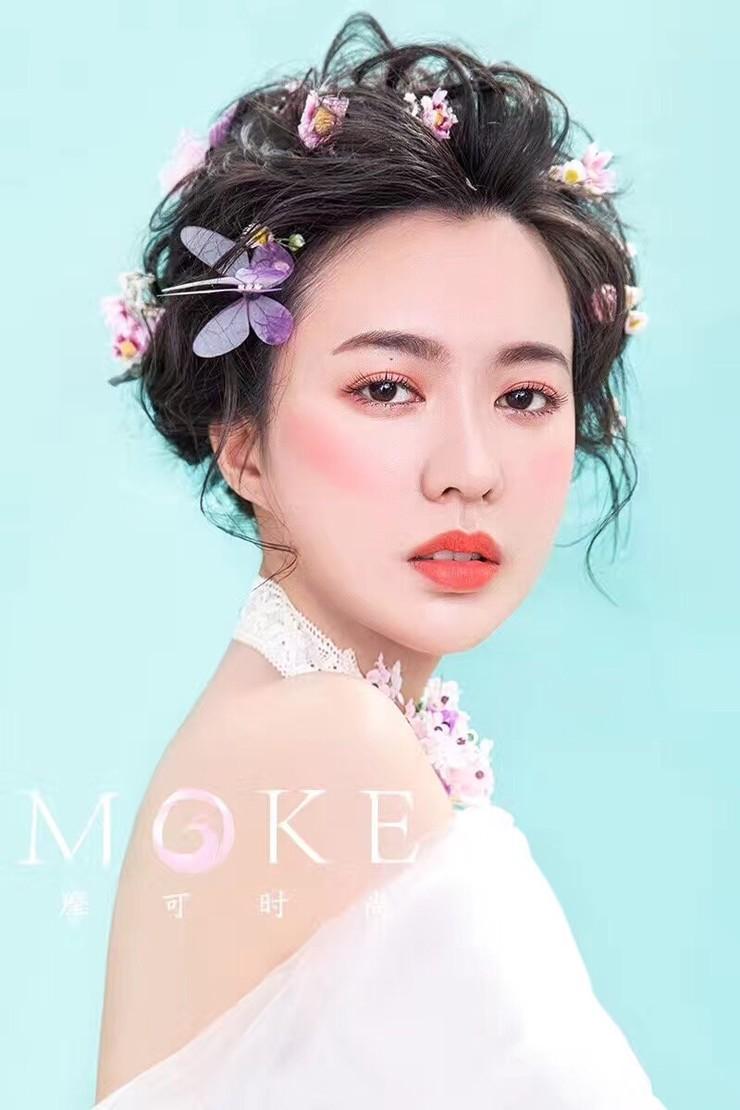 【MOKE】#新娘造型#