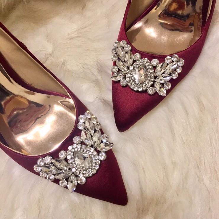 我的婚鞋分享