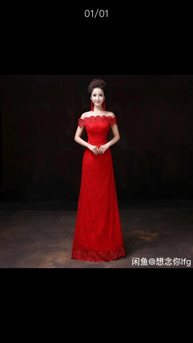 婚纱礼服特价转让