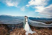 4000多的婚纱照感觉很划算