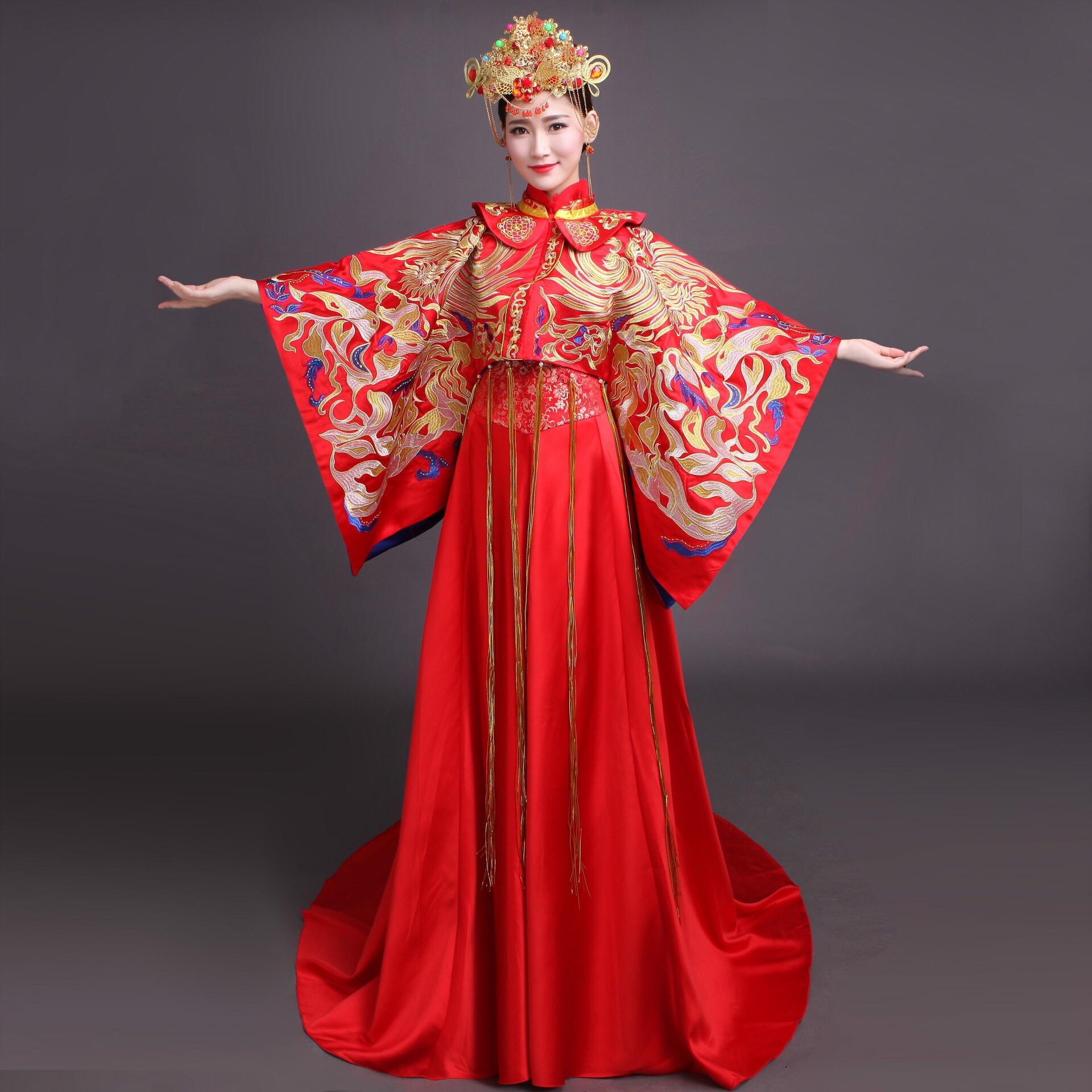 备婚攻略系列:出售全新中式嫁衣,价优图片