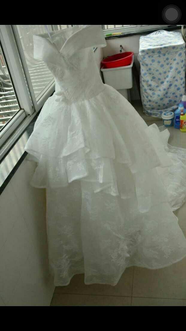 婚礼已过,婚纱免费送