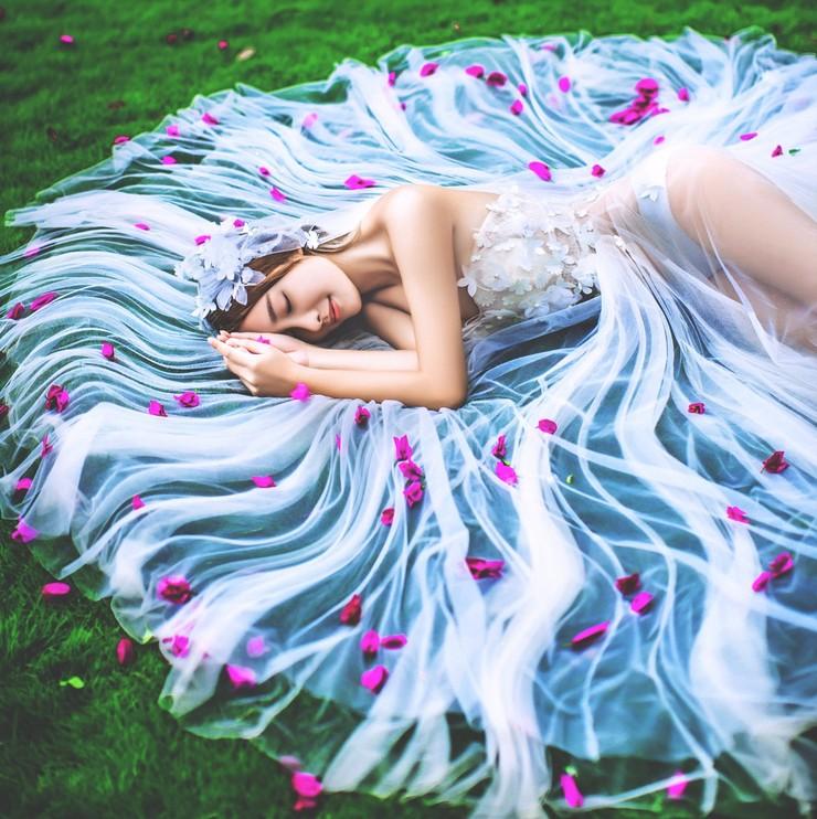 甜蜜海岸旅拍婚纱摄影