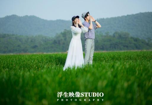 大理婚纱摄影高性价比哪家好《浮生》丽江旅拍婚纱照