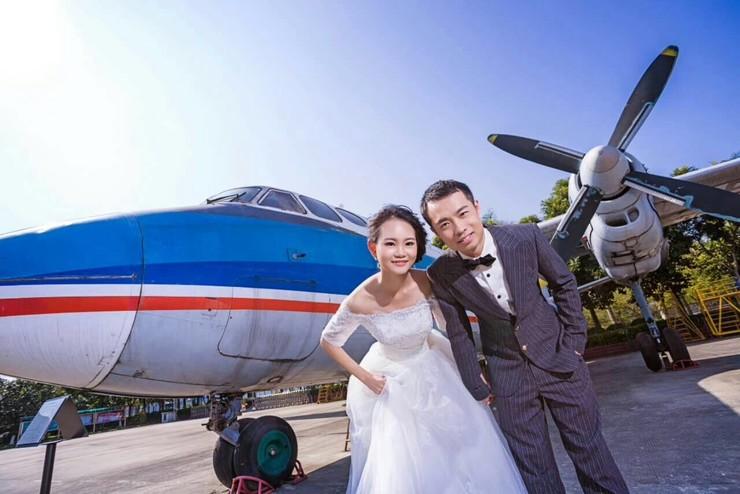 【爱の时光】那个撩妹的修飞机师兄跟师妹的故事