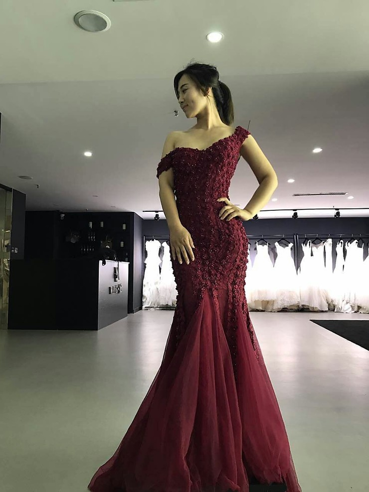 王妃婚纱礼服高端定制,你值得拥有