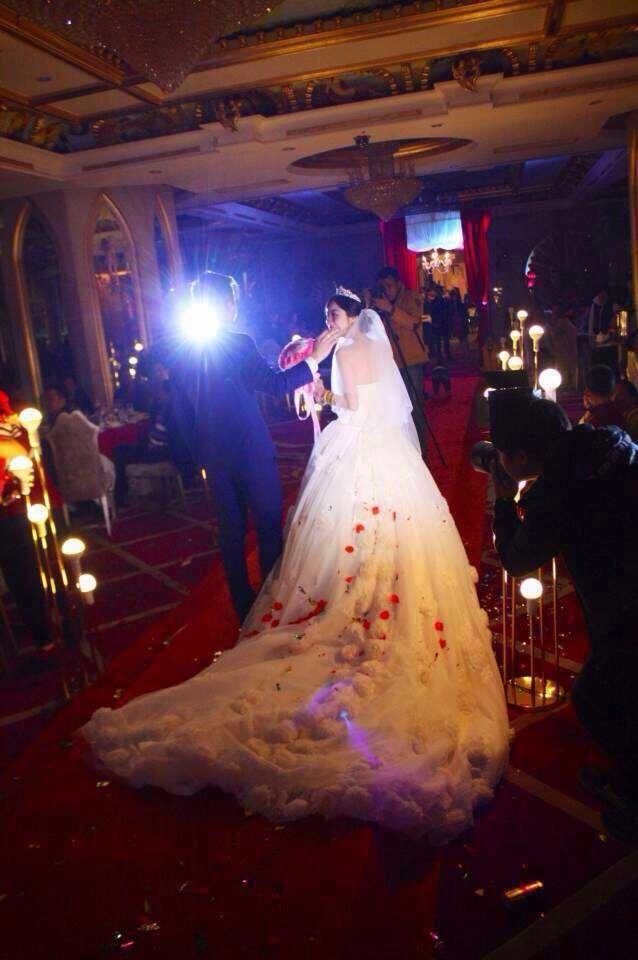 准备结婚的新娘子看过来