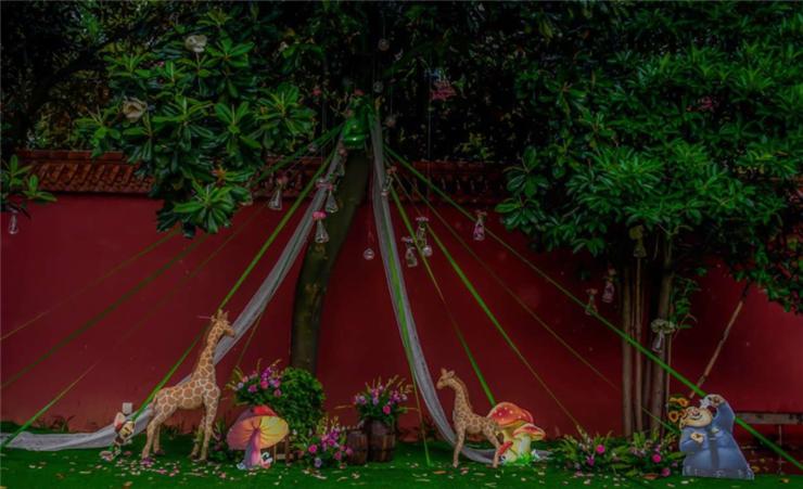 在民国办婚礼是怎么样一种体验—长沙翠园18号