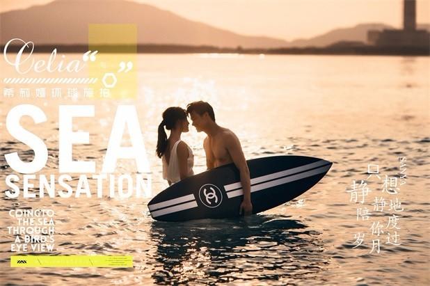 来拍摄三亚海景婚纱照,为什么要提前预约??