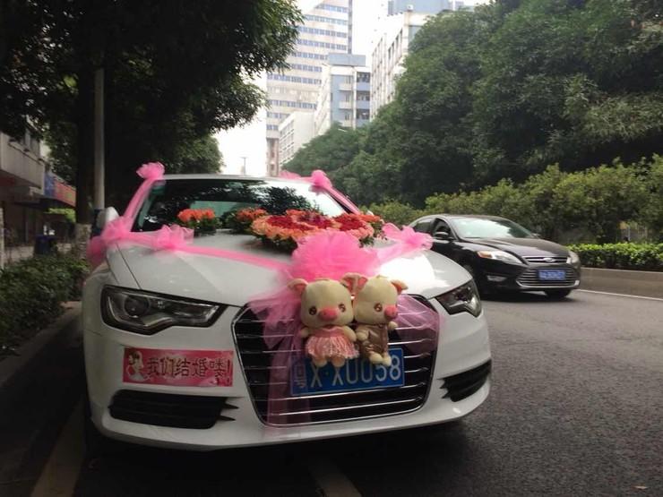 结婚大巴租车 豪华婚车租车 婚礼租车广州