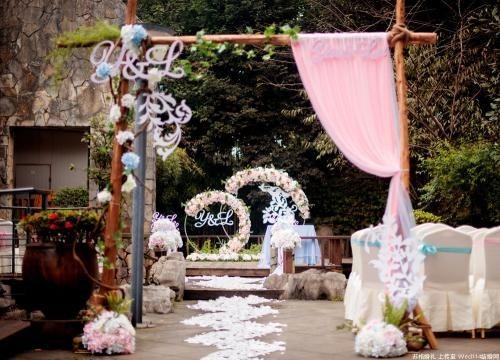 个性婚礼,个性手捧花