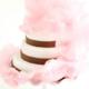 有没有想过婚礼上的甜品是棉花糖?被苏到了!!