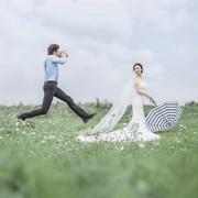 怎样才能拍出高颜值的小清新婚纱照呢?