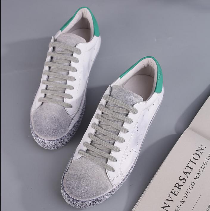 夏天不可缺的小白鞋!购物车送你们!