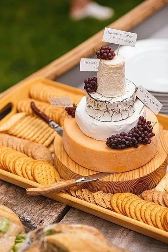 婚礼想像游乐园?这五大甜品适合你