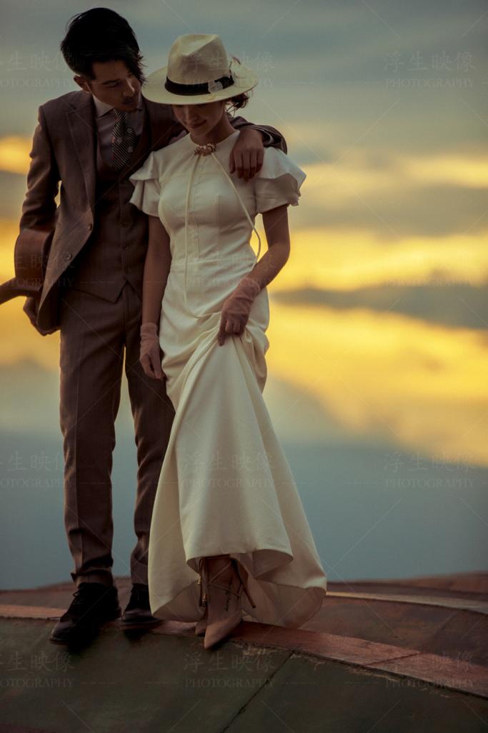 大理旅拍婚纱照前十名 《浮生》厦门丽江婚纱摄影知